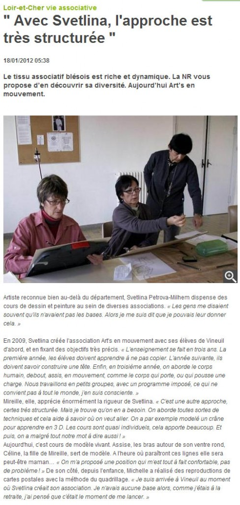 Artsenmouvement reportage 2012-1