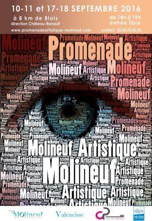 Promenade artistique de Molineuf