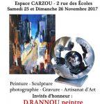 Carrefour des Arts de  Lina 2017 – prix de l'association des maires francilliens