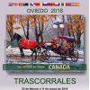 IV bienal internacional de Pintura al Pastel OVIEDO 2018 organisée pas l'association ASPAS